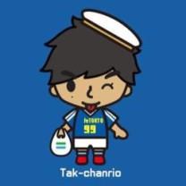富士電機東京F.C(99番)たっくん